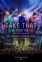 TAKE THAT LIVE FROM THE O2